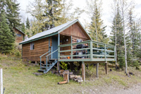 camping lodge Kamloops